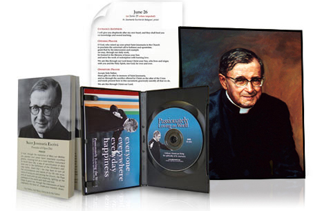St. Josemaria Feast Day Mass Kit