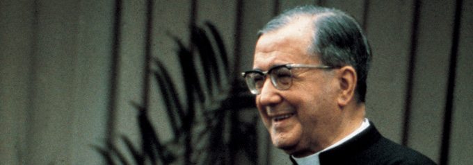 St. Josemaria Escriva Biography