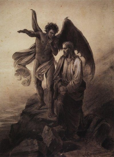 temptation of christ 1872.1.1