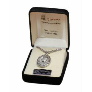 Medal of St. Josemaria Escriva (Oval)