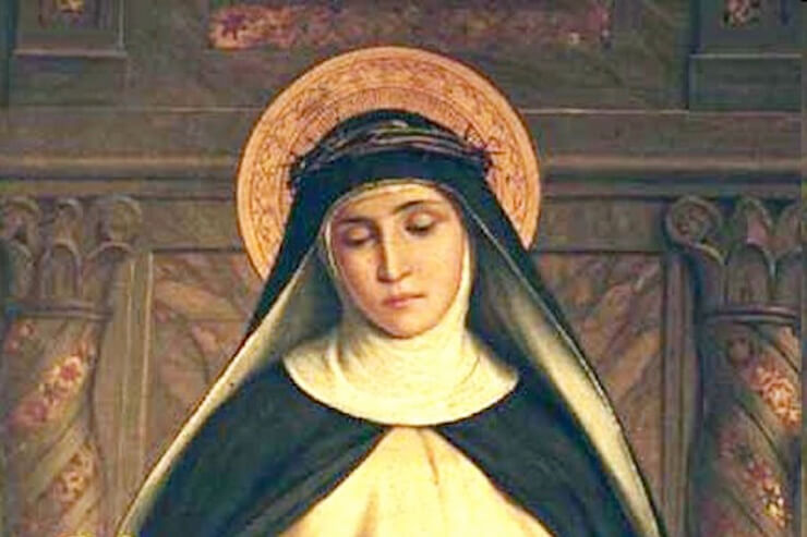 feast of st catherine of siena podcast