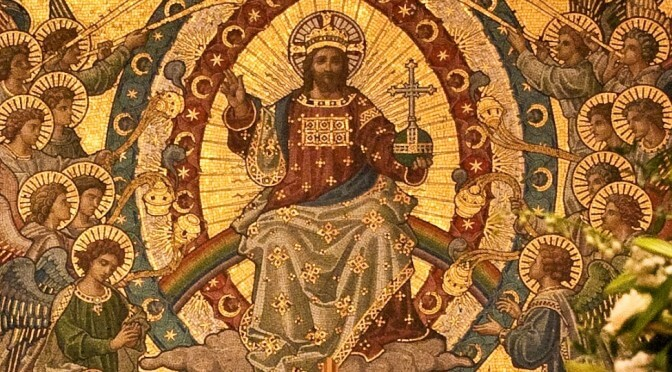 the feast of christ the king ipray with the gospel