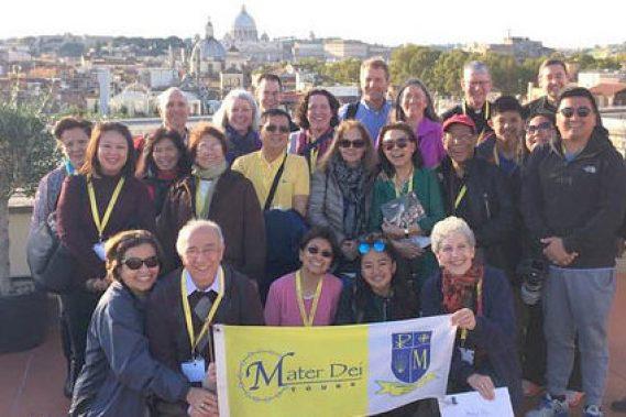 2016 Pilgrimage to Italy