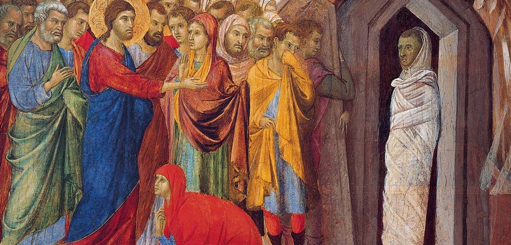 Lazarus, Martha, and Mary: A Love Both Human and Divine | St