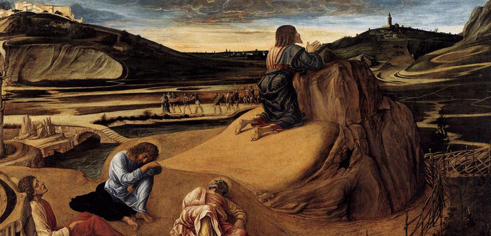 Podcast Watch And Pray In Gethsemane