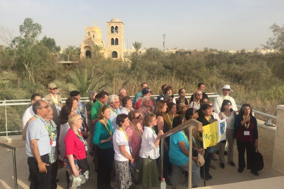 2018 Pilgrimage to Holy Land